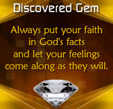 faith fact feelings